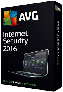 Antivírus AVG Internet Security 2016