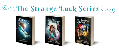 young adult adventure series