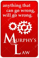 Murphy's Law Top Things to Prepare Before Trip
