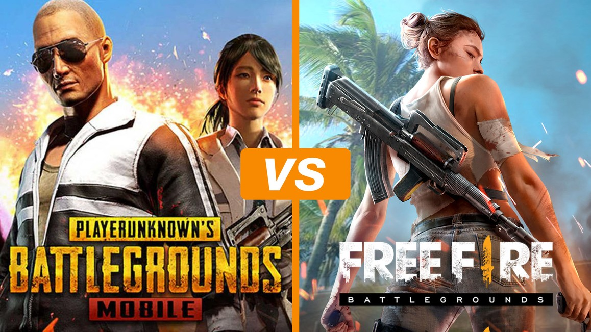 PUBG Mobile or Free Fire Battlegrounds: See the Best Battle Royale