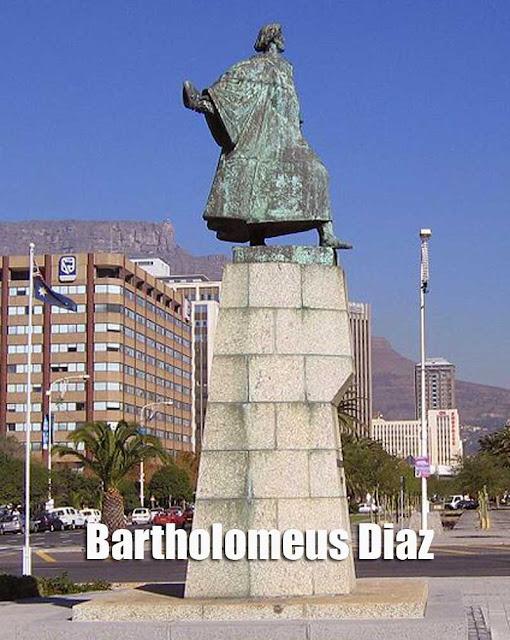 Patung Bartholomeus Diaz