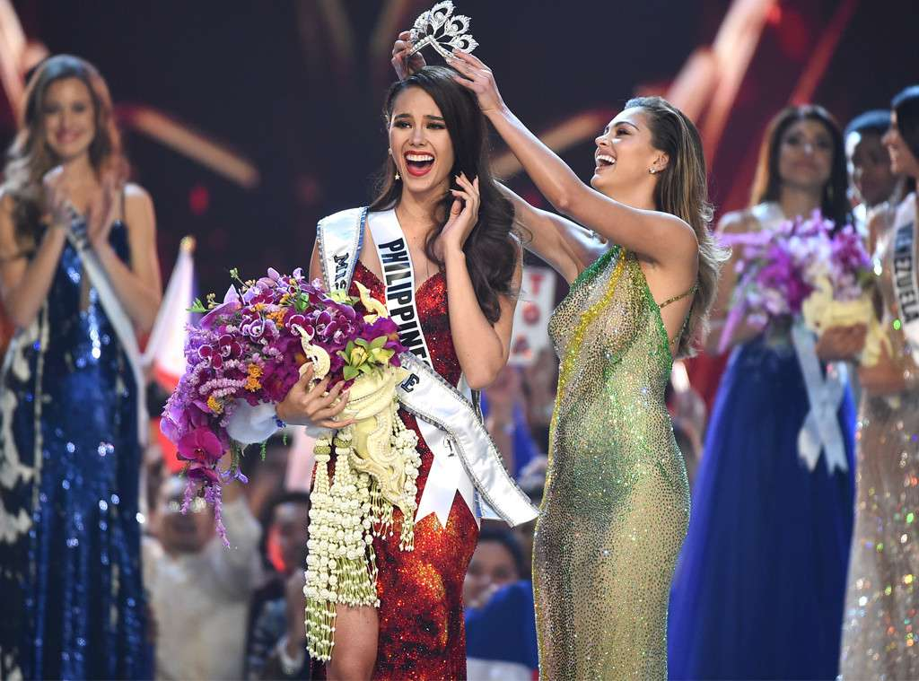 Miss Universe winner is Catriona Gray, 24, from Philippines