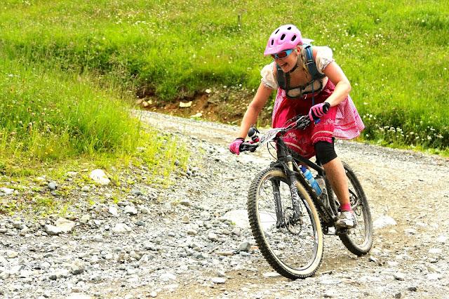 Erlebnisbericht lange Strecke beim Bikerennen in Ischgl