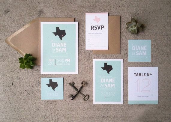 Diy Wedding Invitations 2