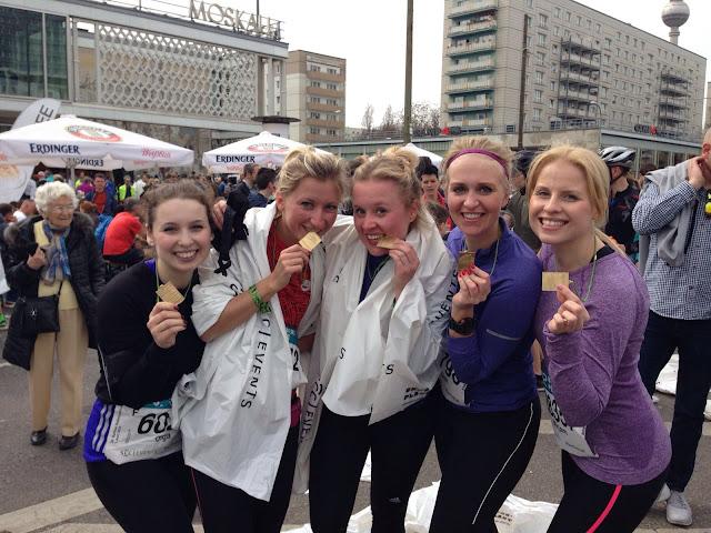 Halbmarathonsieger der Herzen