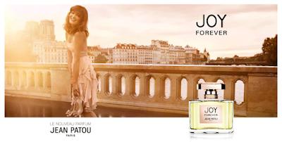JOY FOREVER de Jean Patou.