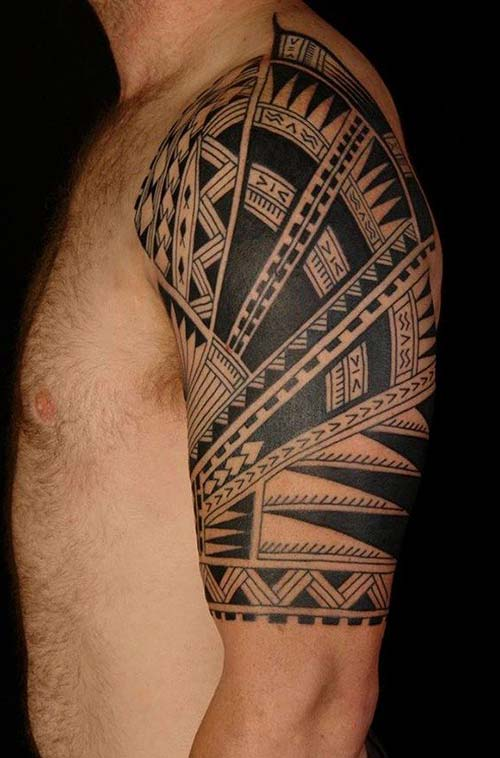 maori tribal dövmeler tattoos 47