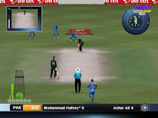 EA Sports Cricket 2009