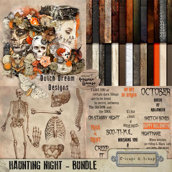 Haunting Night Bundle