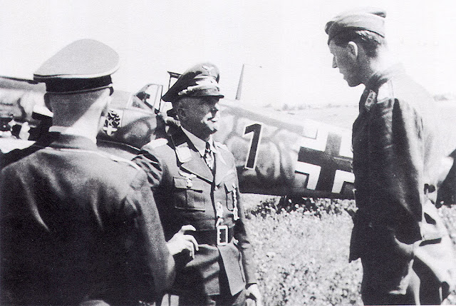 Oberleutnant Hubert Mütherich, 6 August 1941 worldwartwo.filminspector.com
