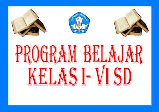Program Belajar Kelas I - VI Sekolah Dasar Lengkap