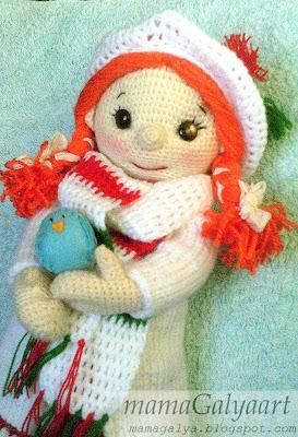 10. AMIGURUMI Juliet BEBEK BOGAZ DİKİMİ - (Amigurumi Toy Tutorial ... | 400x273