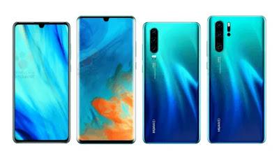 Huawei P30 aur Huawei P30 Pro Phone Ka Jankari