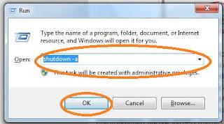 Mematikan laptop secara otomatis tidaklah ribet Cara Mematikan Laptop Secara Otomatis