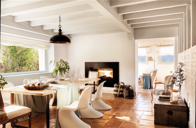 House inspired by the Provence chicanddeco