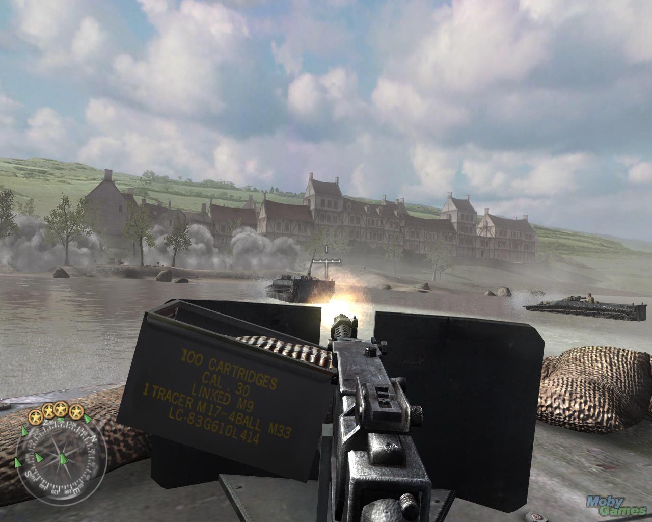 تحميل لعبة call of duty 2 كاملة للكمبيوتر