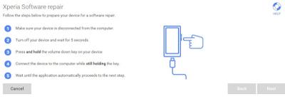Cara Mengatasi Lupa Pola Sony Xperia Z1 Compact Docomo