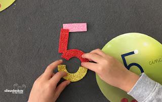 maneras de trabajar las grafias en educacion infantil