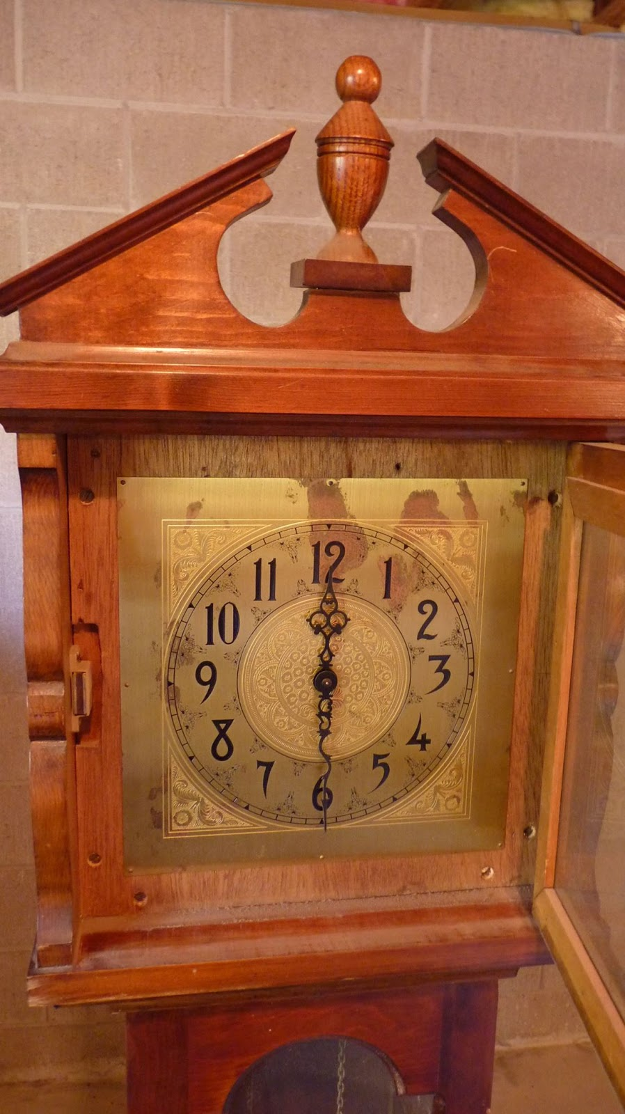 Any Clock Shop Owner Will Tell You, The Vast Majority Of Commissioned Work  Comes From People Who Own A Family Heirloom. A Clock That Has A Long  History, ...