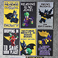 LEGO Batman Bookmarks