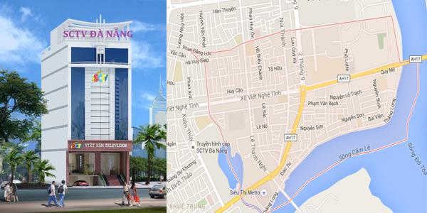 Truyền hình cáp SCTV phường Hòa Cường Bắc, quận Hải Châu, Đà Nẵng