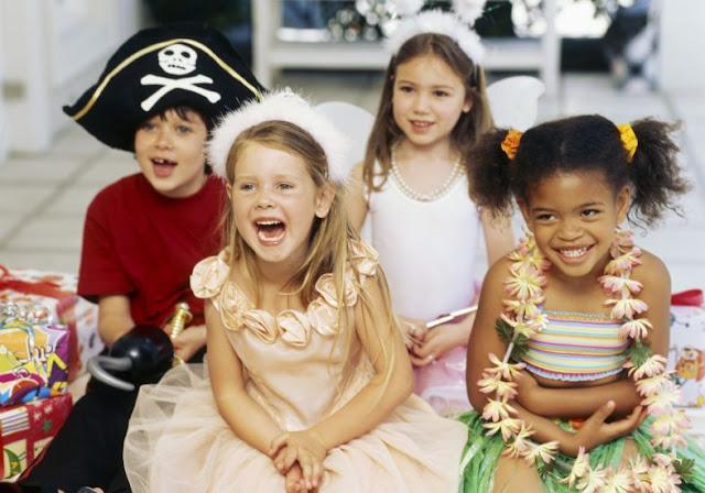 Opções de Carnaval para as crianças em algumas capitais
