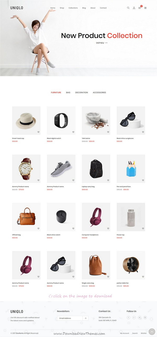 Best Minimal eCommerce Shopify Theme