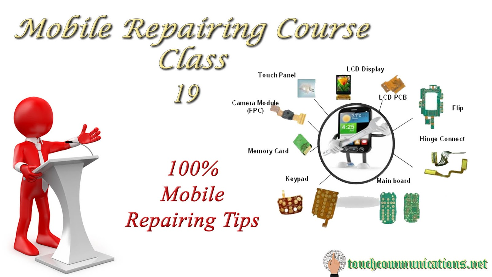 Mobile Repairing Course Online Free Class 19 Mobile