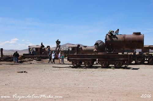 Cementerio-de-trenes-Uyuni