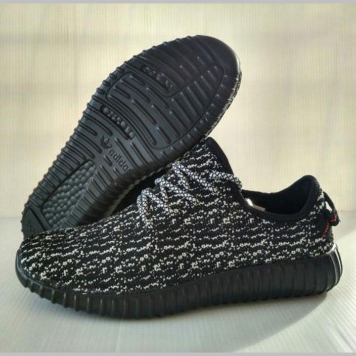 Adidas Yeezy Hitam 2 Import GOGT  1b013290a8