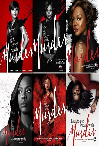 How to Get Away with Murder Season 1-6 Complete Download 480p & 720p All Episode