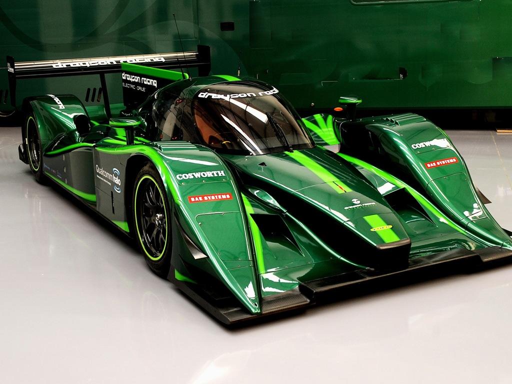 Lola Drayson Launch 850 Hp Formula E World Championship Ev Racecar