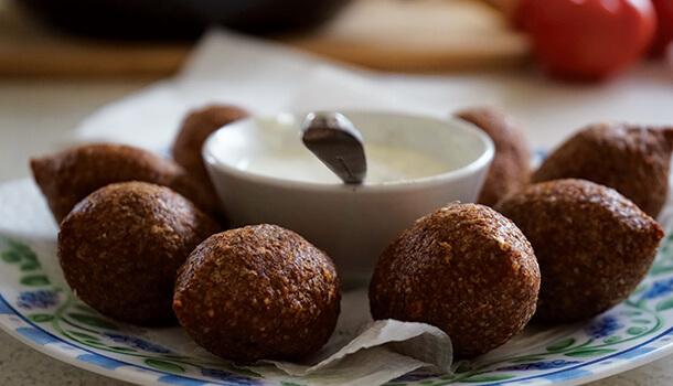 KIBBEH RECIPE | Lebanese Street Food