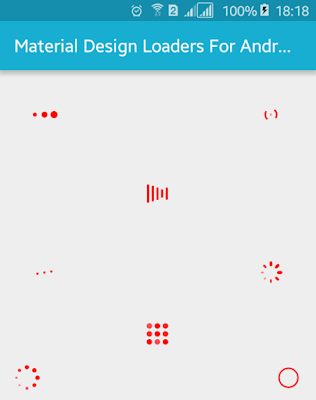 Android Example: How to Implement Material Design Loader