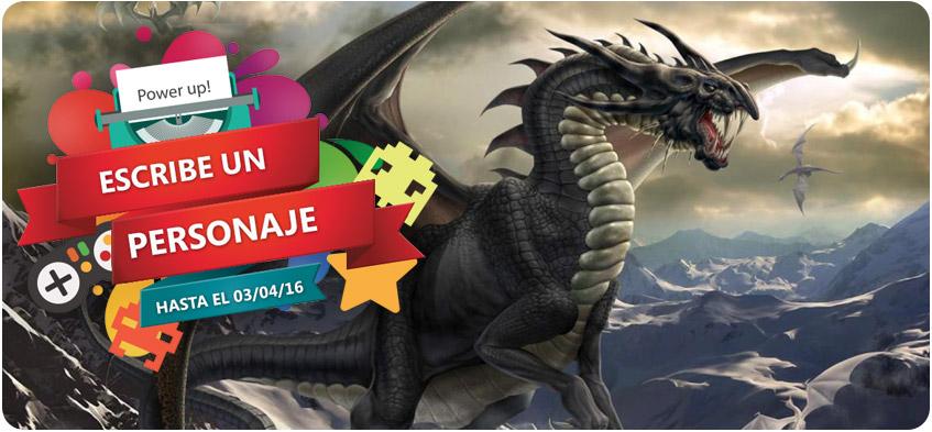 Concurso personajes de videojuegos