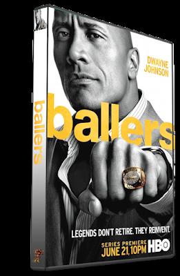 Ballers 1ª Temporada Torrent - BluRay 1080p Dual Áudio (2015)