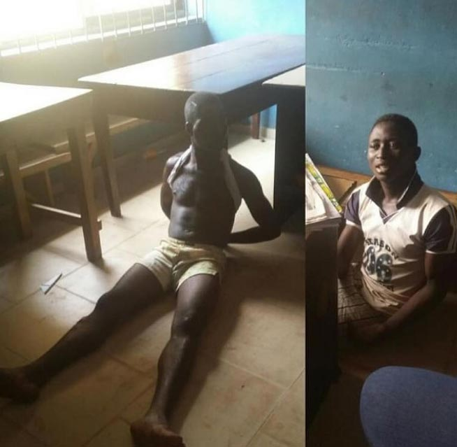 Young men who slaughtered girl, cut her privates nabbed in Ogun