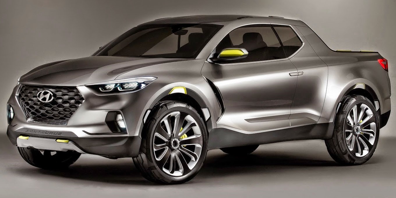 Hyundai Santa Fe Fiyat >> Hyundai'den İlerici Modern Pikap - Sekiz Silindir