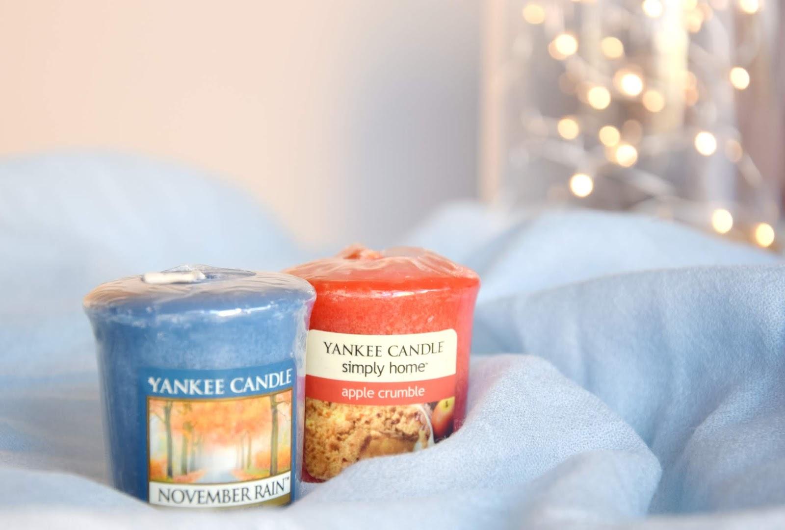 Ciasta, owoce i mężczyźni. Najlepsze zapachy Yankee Candle na jesień.