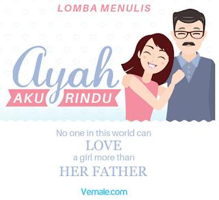 Lomba Menulis Peringati Hari Ayah 2016