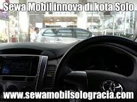 sewa mobil solo gracia