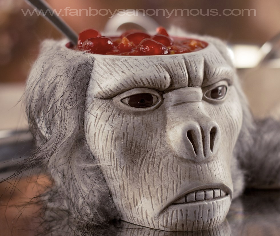 Firebox Indiana Jones Monkey Brains Bowl