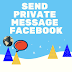 Facebook Private Messages