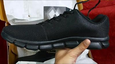 lotto vertigo shoes review