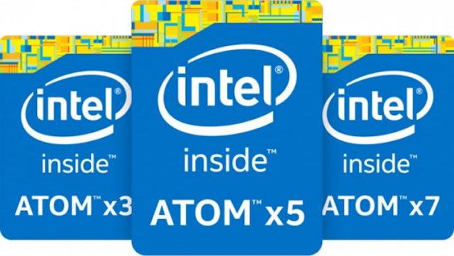 мобильные процессоры от Intel