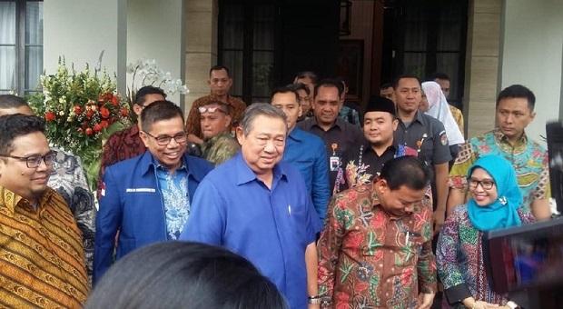 SBY dan Elite Demokrat Bahas Serius Kriteria Capres