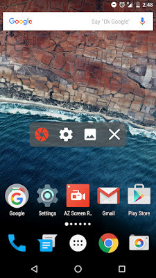 Télécharger AZ Screen Recorder - No Root Apk Premium