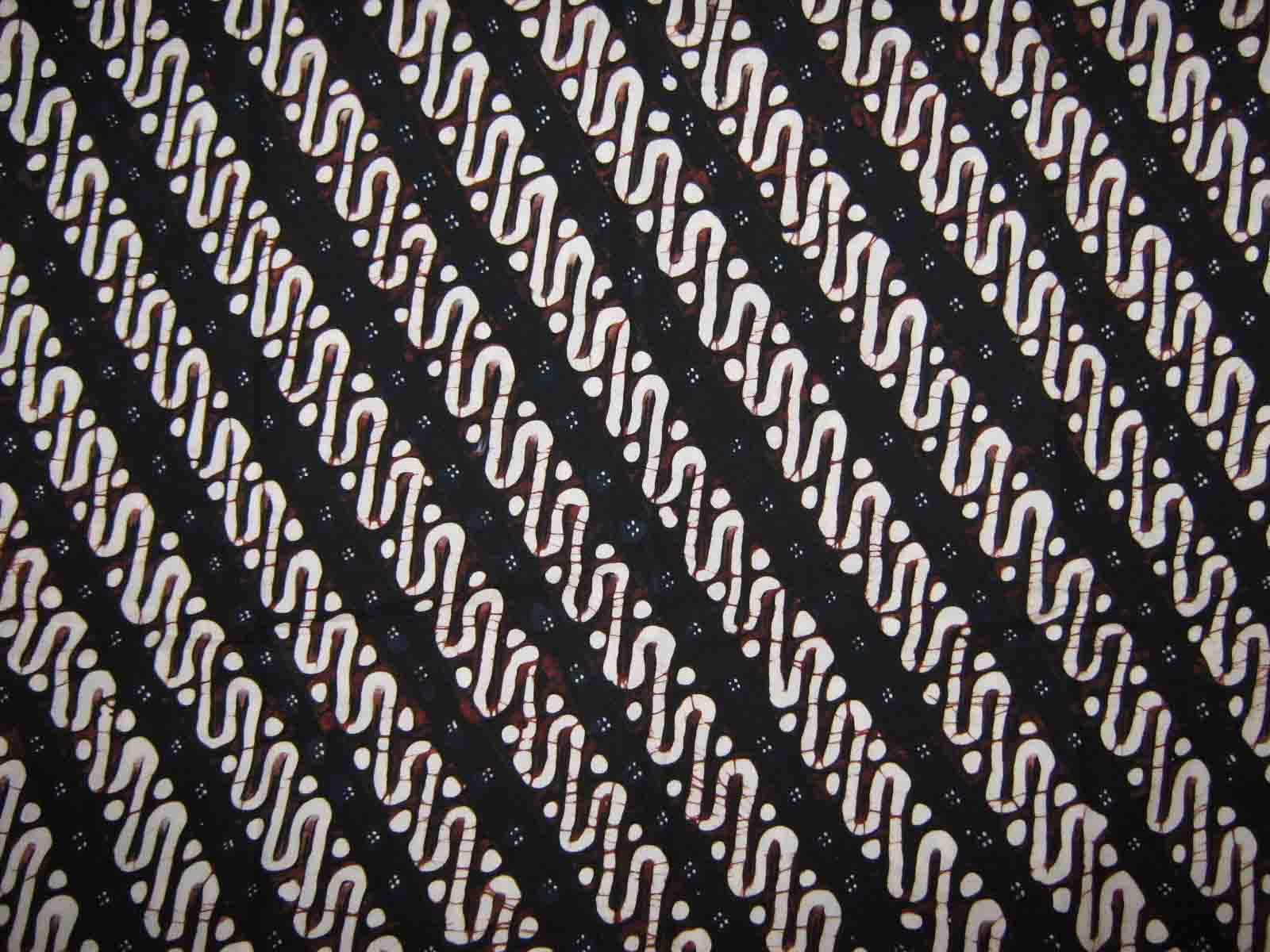 Batik An Indonesian Traditional Clothes