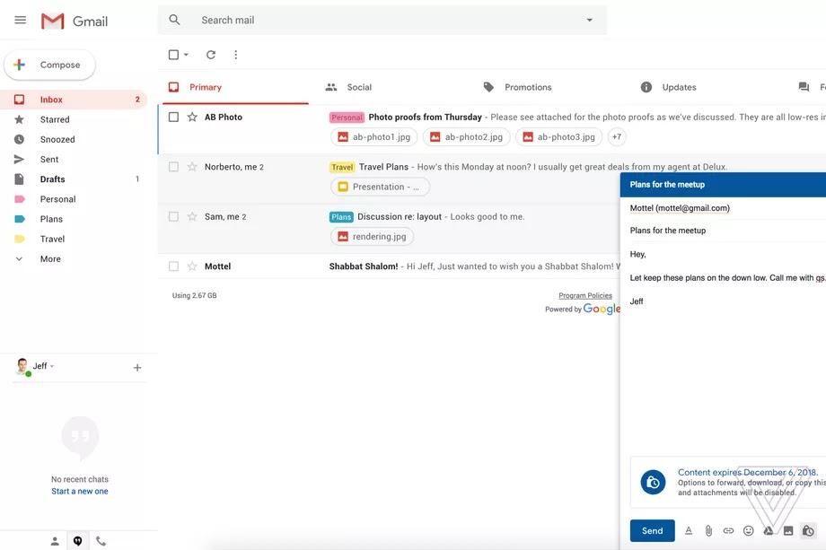 Nuova-Gmail-Web