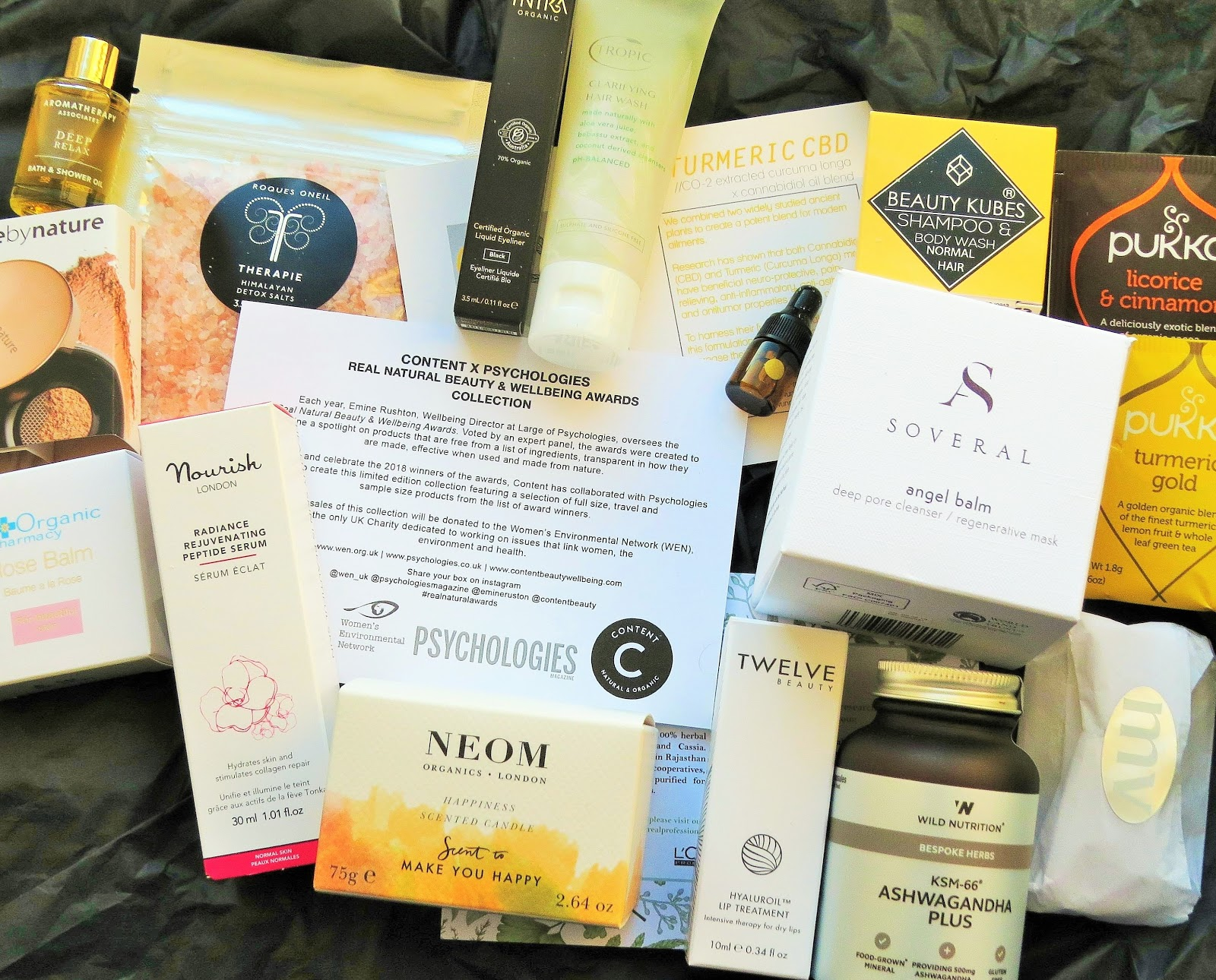 Content Beauty x Psychologies Real Beauty & Wellbeing Awards Box A